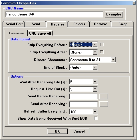 DNC G Code File Transfer Software Between Computer and CNC - ProDNC